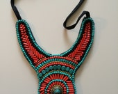 African Bib Necklace - The Chioke Necklace