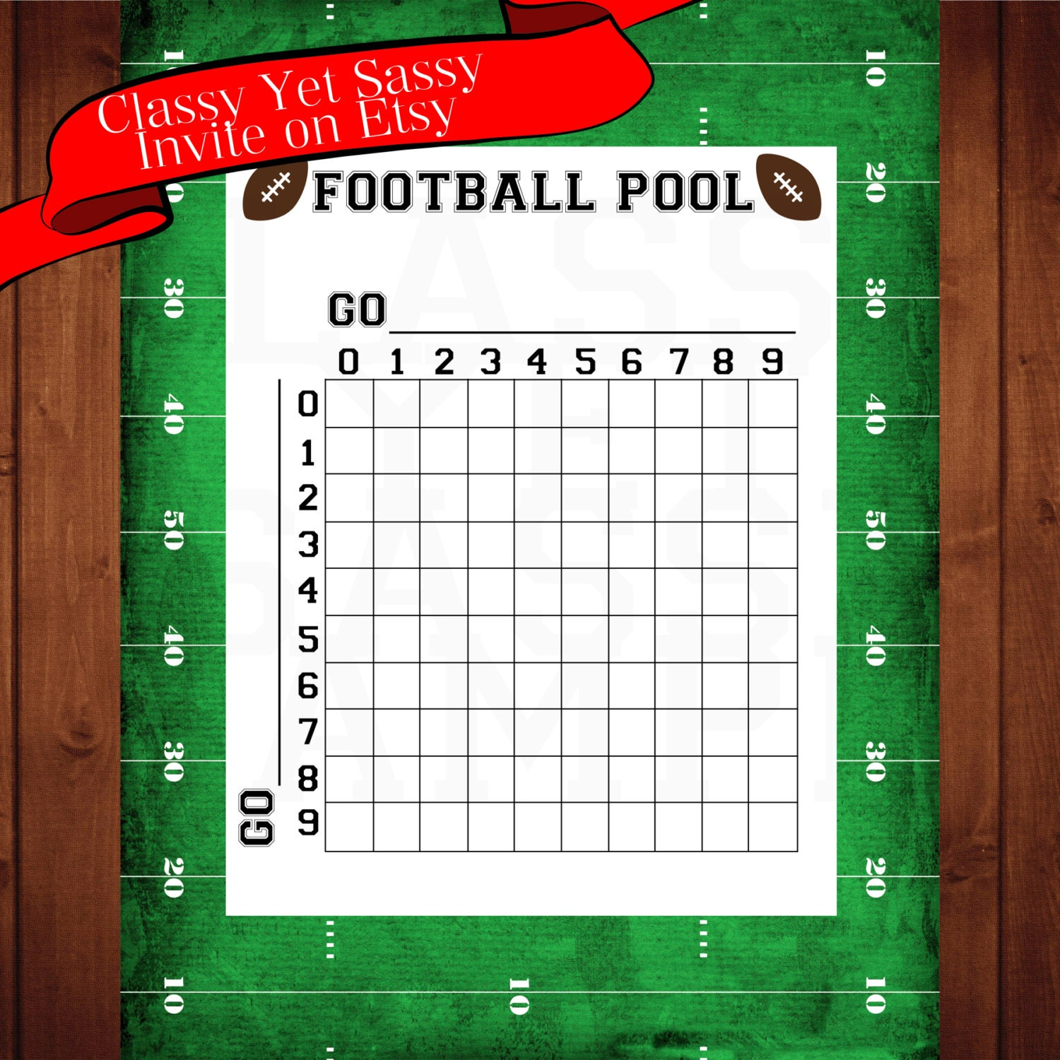 It's just an image of Satisfactory Printable Football Pool Sheets