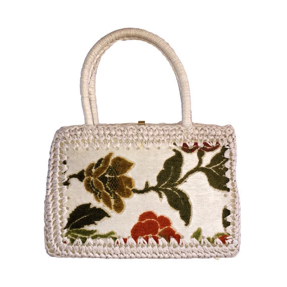 Tapestry Crochet Bag : All Bags & Purses