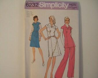 Simplicity 6232 size 16 Uncut