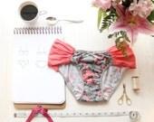 Ruched Bikini Panties Sewing Pattern Ohhh Lulu 1305 Sophia  Multi-size Digital PDF