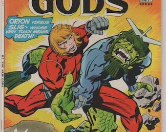 New Gods; Vol 1, 5 Bronze Age Comic Book.  VF+ (8.5). November 1971.  DC Comics