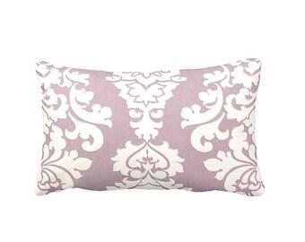 7 Sizes Available: Throw Pillow Cover Decorative Pillow Purple Pillow Sofa Pillow Purple Cushion Cover Lumbar Pillow 20x20 18x18 12x16 12x24