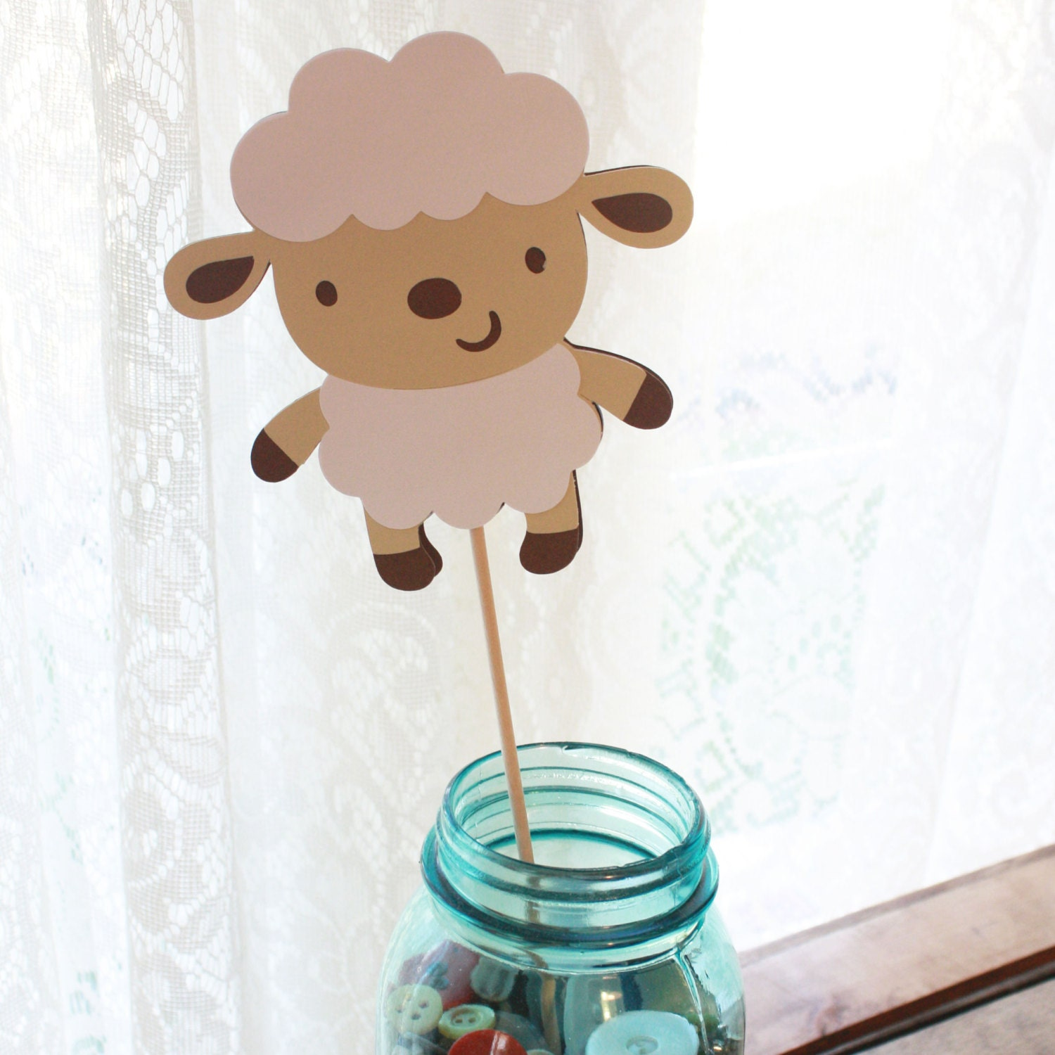 Lamb Baby Shower Decorations Sheep Baby Shower Lamb Party