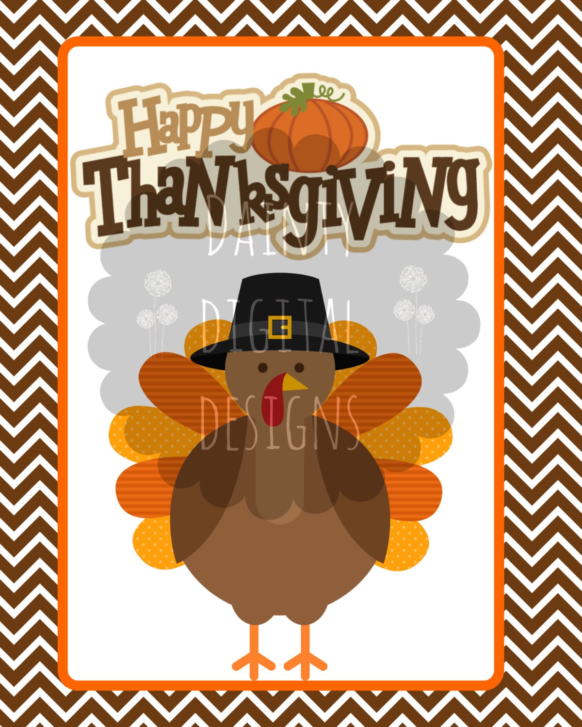 Magic image inside happy thanksgiving signs printable