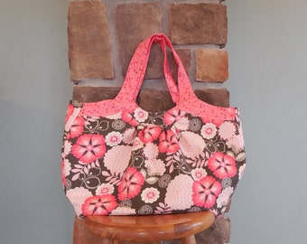 Large Pocketed Tote Bag