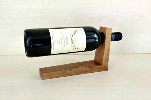 Portabottiglie espositore per bottiglie di vino di artingarage - Portabottiglie di vino in legno ...