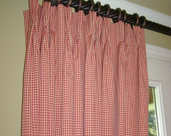 custom window treatments pinch pleat drapes curtains your fabric