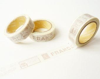 "Washi Tape ""France"""