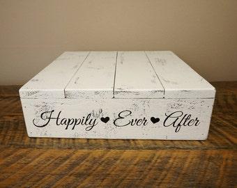"Wedding Cake Stand - Shabby-Chic 16""x16"", 18""x18"", 20""x20"""