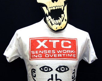 XTC - Senses Working Overtime - T-Shirt