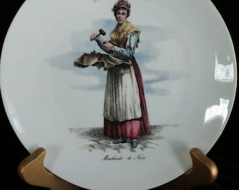 Collectible Plate by Bareuther Waldsassen©