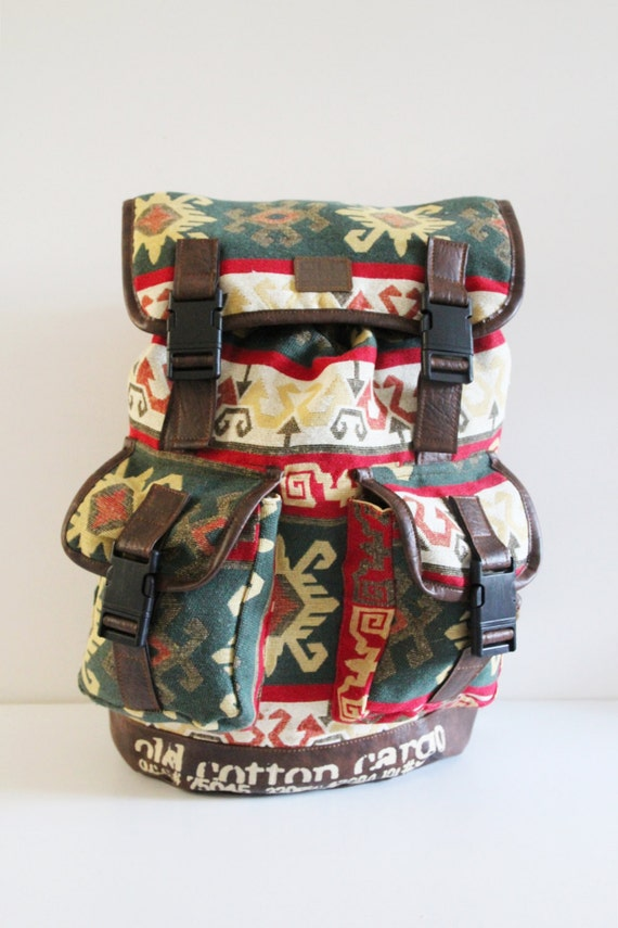 Kilim Backpack, Rucksack Backpack, Handcrafted Backpack, Kilim Purse, Unique Backpack, School Backpack