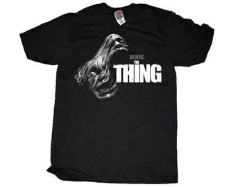John Carpenter's The Thing Men's/Women's 80's Horror Movie T-Shirt