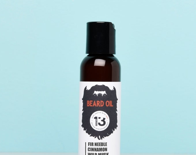 Fir Needle, Cinnamon and Wild Musk Beard Conditioning Oil