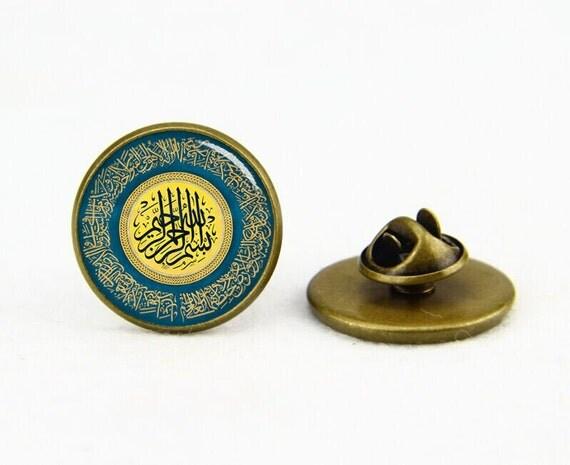 cusotm Day of Hajj cuff links, custom round or square cufflink, Arab cufflinks, custom Arabic cufflinks, naik haji tie clip, tie tack, mecca