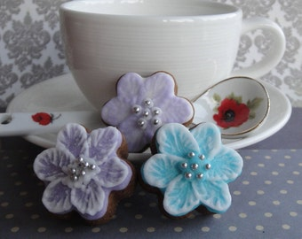 Beautiful High Tea Table decoration Biscuits
