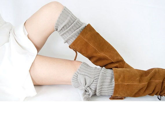 Items Similar To Leg Warmers For Plus Size Women Light ...