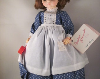 Mary Gray 1564 - Madame Alexander Doll - Vintage 1980's
