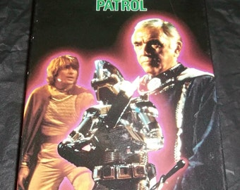BATTLESTAR GALACTICA VHS Vintage Original Series Video Military Science Fiction 1991 Richard Hatch as Apollo