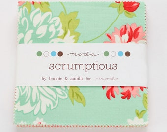 Scrumptious by Bonnie & Camille for Moda Charm Pack OOP