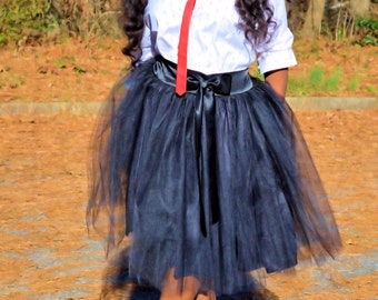 Plus Size Tutu Skirt - ALL COLORS