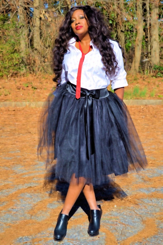 items similar to plus size tutu skirt - all colors on etsy