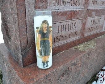 Anesidora Pagan Prayer Candle
