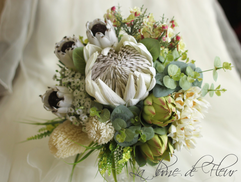 Matilda Bride's Bouquet. Australian Natives. King