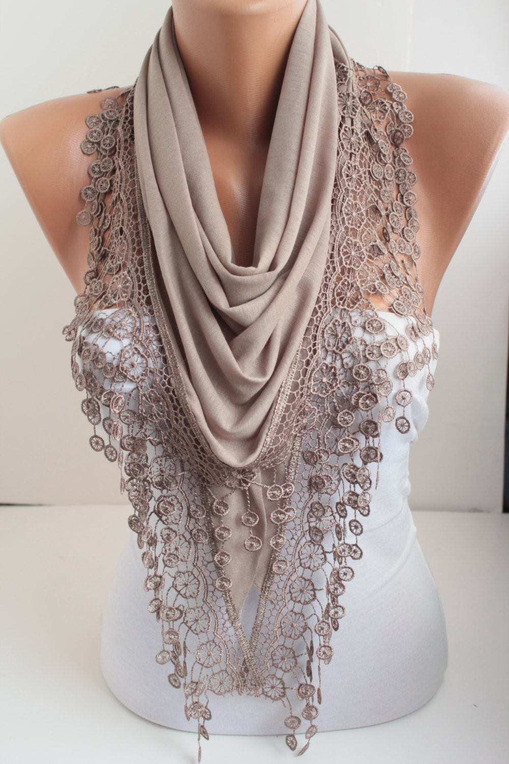 Find great deals on eBay for triangular lace scarf. Shop with confidence.