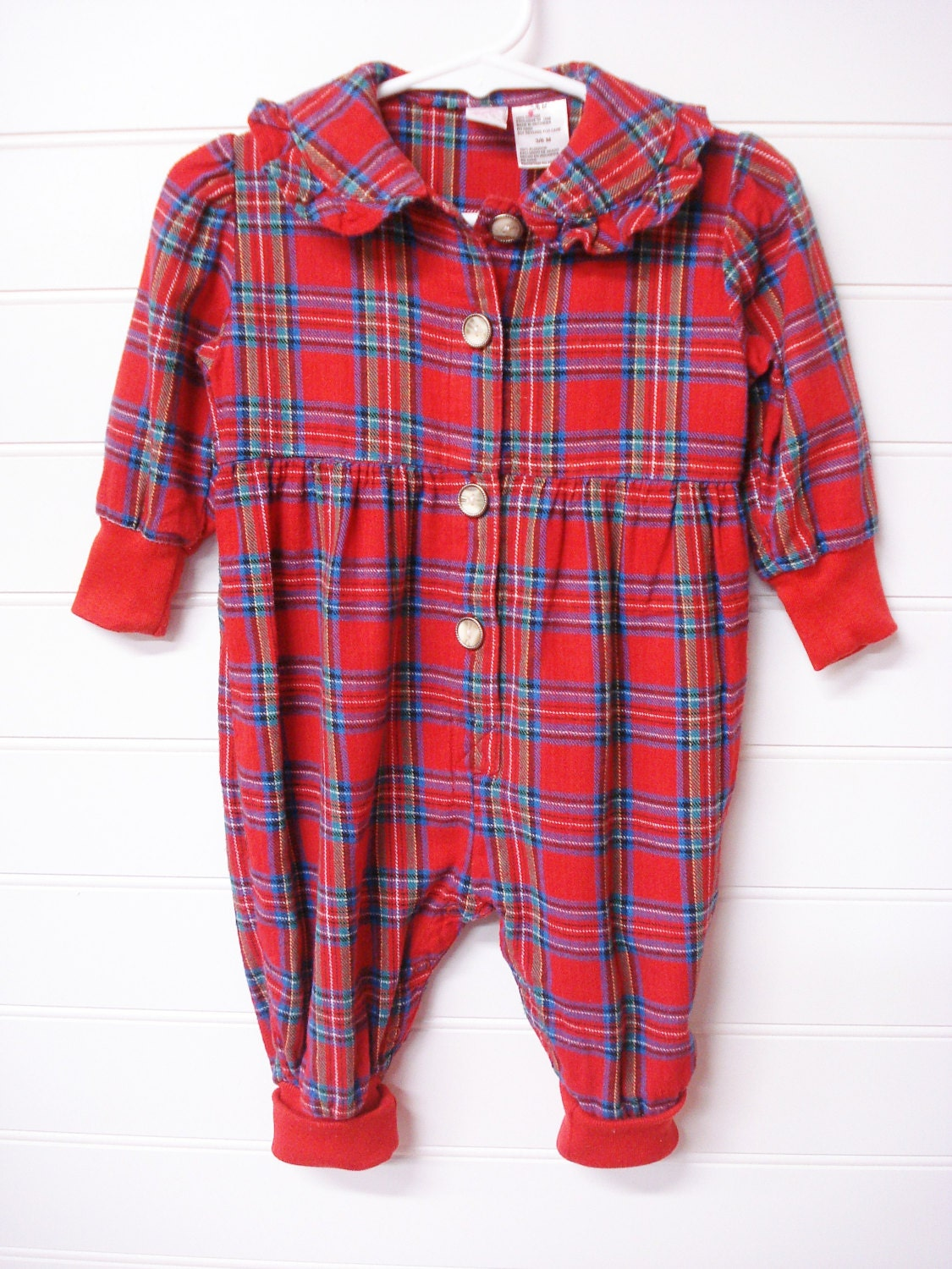 Flannel Baby Clothes