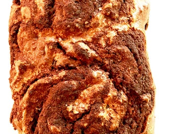 Organic Cinnamon Raisin Bread Loaf / Gluten Free / Low Carb / Paleo Friendly / Wheat Free
