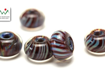 Glass Beads,Lampwork Beads,Hand Made Beads,Lampwork Glass,ETS1043