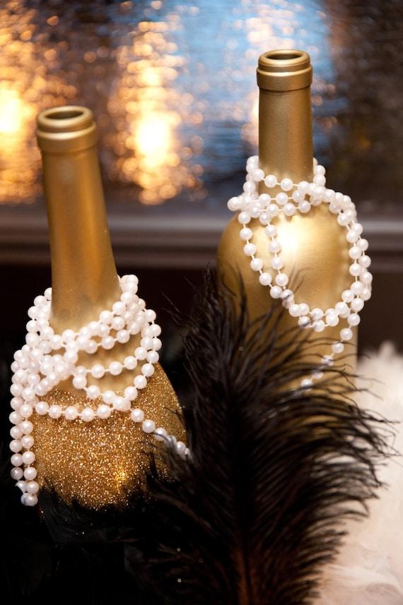 Art deco roaring twenties vintage great gatsby wedding for 20s party decoration ideas