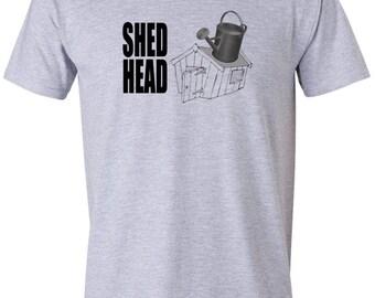 Mans gardener tshirt- birthday gifts for men, gardening gift, gardener gift, gifts for gardeners, garden sheds, garden shirt, watering can