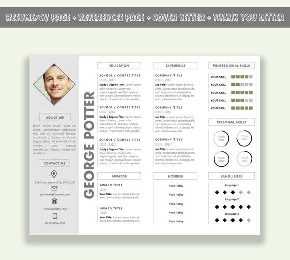 microsoft word curriculum horizontal plantilla    plantilla de