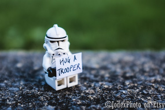LEGO camp de concentration