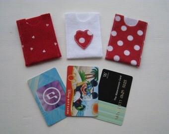 Felt Gift Card Holder