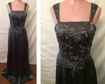 Platinum Gown #4201