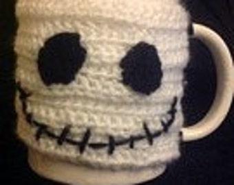 Cozy Jack Skellington Mug Hug (without mug)
