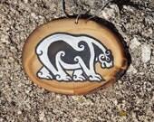 Bear Design Necklace, Han...