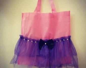 Tutu tote dance bag! Ballet bag- tote bag- ballerina
