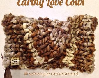 Earthy Warm Chunky Cowls