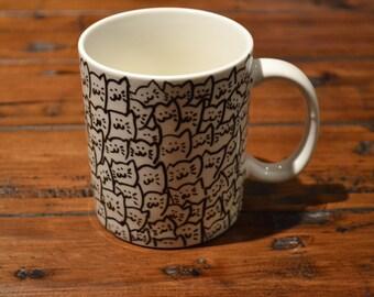 SALE -- Cat Mug