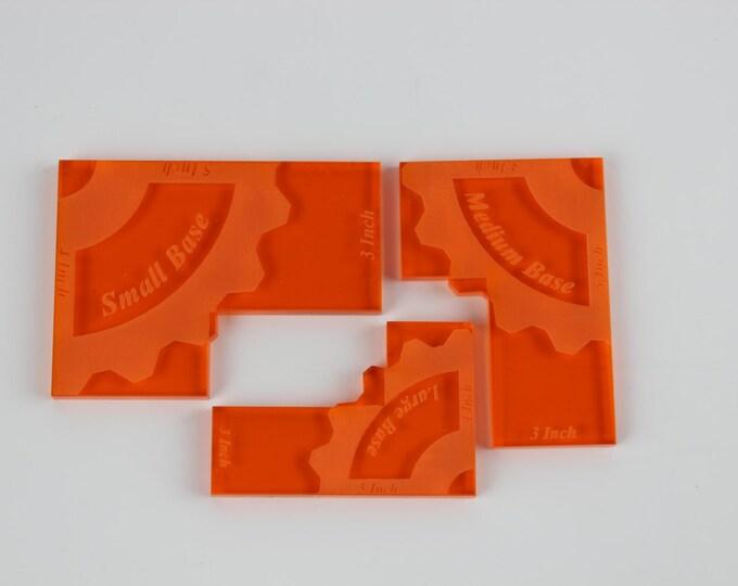 Orange - War Machine Blast Key 3 Pack