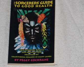 sorcerers guide-by p.Cochrane-1990s Vg