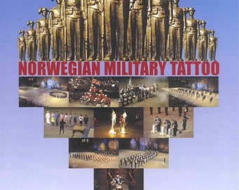 Norwegian Military Tattoo (2000) (DVD)