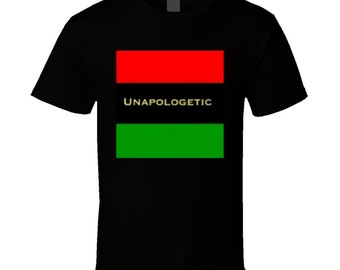 Black N Proud T Shirt