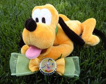 Pluto Hair Bow