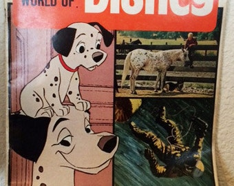 Disney Magazine, 1969 Vol 1 No 3